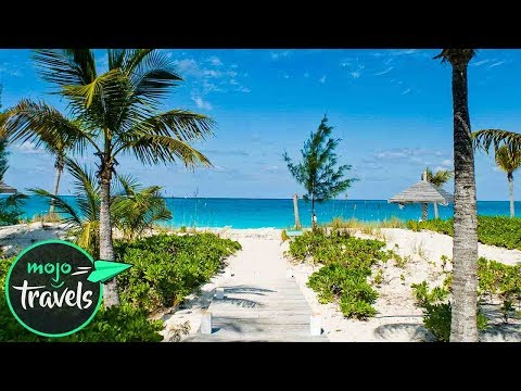Top 10 World's Best Beaches (2019) | MojoTravels