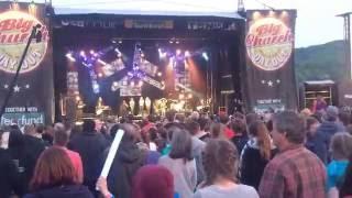 Louder - Matt Redman live & open-air at Big Church Day Out 2016