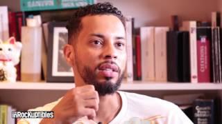 """Disiz la Peste : l'interview """"Pacifique"""" avec les Inrocks"""