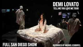 Demi Lovato   Tell Me You Love Me Tour (Full Show) Opening Night [San Diego]