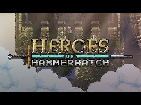 Heroes of Hammerwatch BETA ➤ Ukázka zajímavé hry [CZ LP]