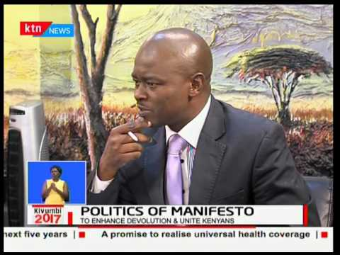 Kivumbi2017: Politics of Manifestos part1