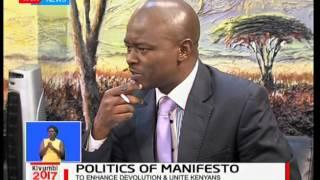 Kivumbi2017: Politics of Manifestos part1