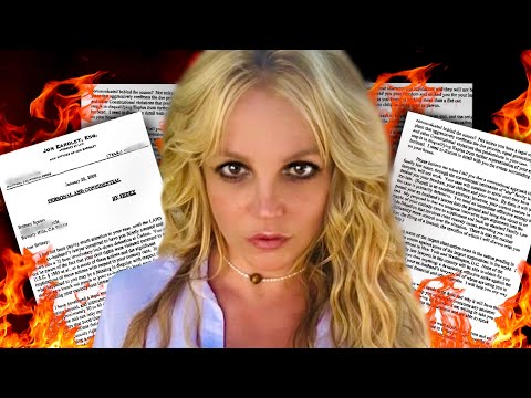 Leaked Letter Exposes Corruption in Britney Spears Conservatorship Case