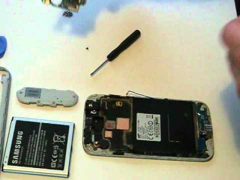 Samsung Galaxy S4 Hauptplatine Mainboard wechseln, austauschen, Reparatur