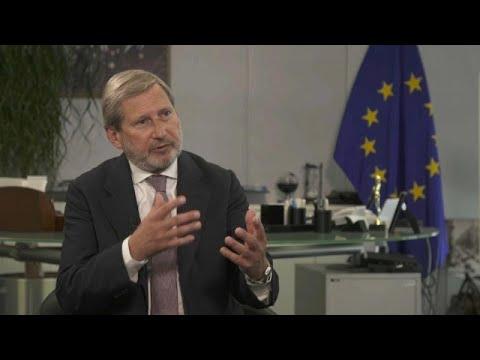 Γιοχάνες Χαν στο Euronews: «Το Ταμείο Ανάκαμψης είναι μια επένδυση»…