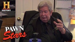 Pawn Stars: Old Man Wisdom | History