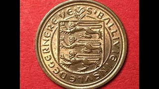 Guernsey 1/2 New Penny 1971 WOW We Finally Have a Guernsey!