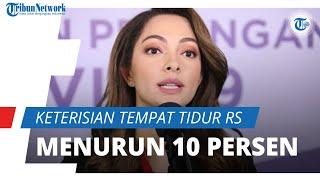 Keterisian Tempat Tidur RS untuk Pasien Covid-19 di Indonesia di Bawah 10 Persen