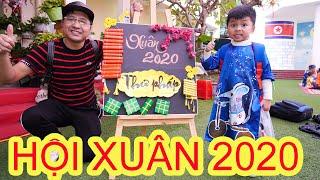 Mua Đồ Tại Gian Hàng Lớp Bé Bắp ( Lễ Hội Xuân 2020 )