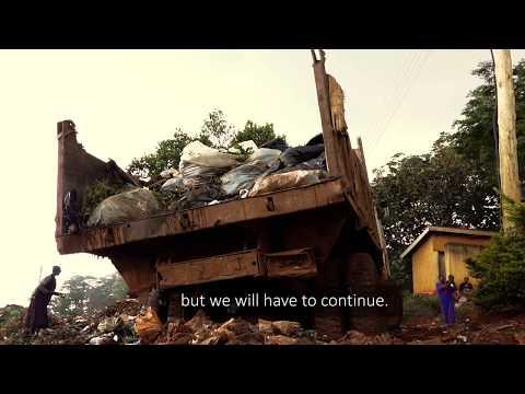 2019 #EUBeachCleanup Uganda, Masese landing site