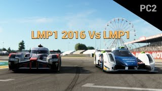 Project Cars 2 PS4 | LMP1 2016 Vs LMP1 which one is better?