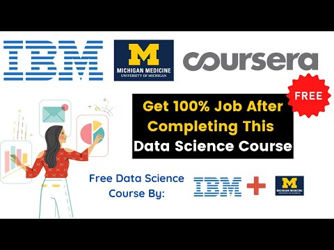 How To Become Data Scientist For Free | Get Coursera Data ...