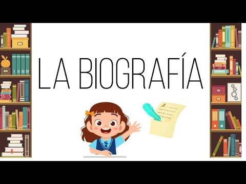 La biografía y sus características   Educación Primaria