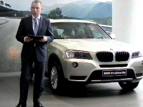 Revamped BMW X3 SUV launched in India