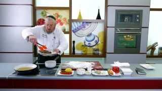 Карп под кисло-сладким соусом  - рецепт Уриэля Штерна