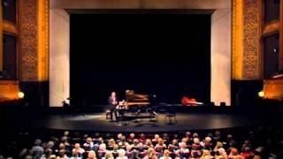 « Variations sur Schubert » Jean-François Zygel