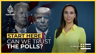 Can we trust the polls?   Start Here