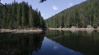 Sinevir lake - Озеро Синевир. Карпаты.