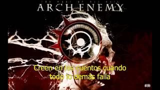 Arch Enemy - Pilgrim (subtitulos Esp)