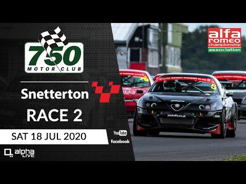 Snetterton 2020 – Race 2