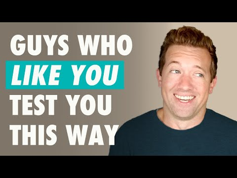 Does He Like Me // How To Know If You're MORE Than A Friend // Guy Tests