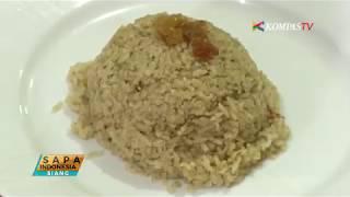 Nasi Minyak, Perpaduan Cita Rasa Arab dan Indonesia