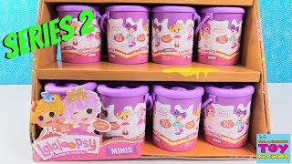 NEW Lalaloopsy Minis Dolls Changeable Clothes Accessories Series 2 Toy Review | PSToyReviews