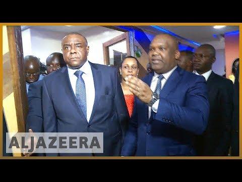 🇨🇩 Jean-Pierre Bemba registers as DRC presidential candidate | Al Jazeera English