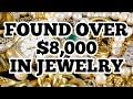 FOUND MONEY GOLD & SILVER I Bought Abandoned Storage Unit Locker Opening Mystery Boxes Storage Wars
