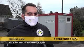 Szentendre Ma / TV Szentendre / 2020.12.10.