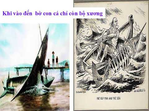 Ông già và biển cả lơp 12