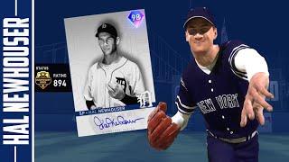 HAL NEWHOUSER DEBUT WORLD SERIES GAME!! MLB The Show 20 Diamond Dynasty