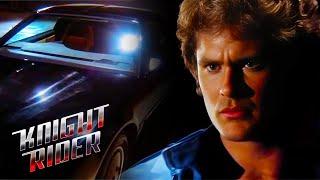 Michael is introduced to KITT | Knight Rider
