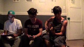 Trap Queen - (Ed Sheeran Acoustic cover) (Ryan, Andrew, and Kevin)