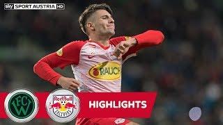 Highlights: Tipico Bundesliga, 22. Runde: FC Wacker Innsbruck - FC Red Bull Salzburg 0:2