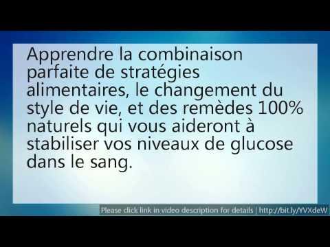 Lherbe réduire la glycémie