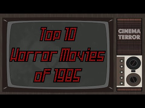 Top 10 Horror Movies Of 1985