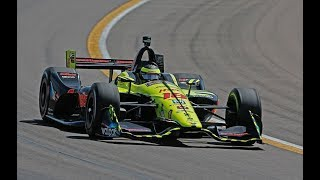 Indycar Desert Diamond West Valley Casino Phoenix Grand Prix Qualifying 2018 Round 2