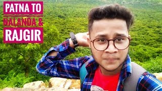 preview picture of video 'Vlog 1 || Trip || Patna to Nalanda & Rajgir'