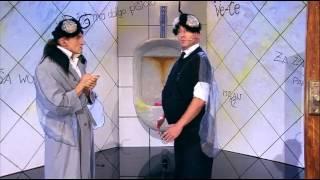 Vid in Pero šov - Vohunski muhi na stranišču parlamenta