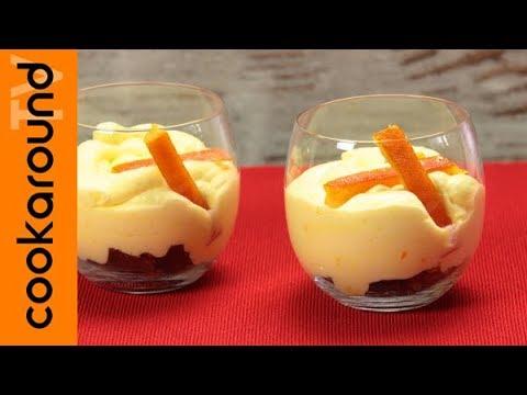Mousse all'arancia / Dolce al cucchiaio golosissimo!