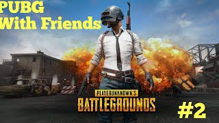 PUBG With Friends | Xbox One Duo Gameplay Part 2