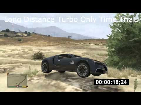 GTA V: Does Upgrading Your Cars Engine Matter Once The Acceleration Bar Is Full? (SPEED COMPARISON)