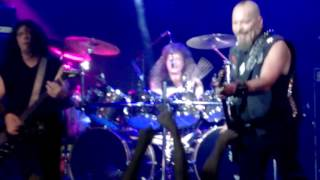 Exciter - I am the beast Argentina 2017