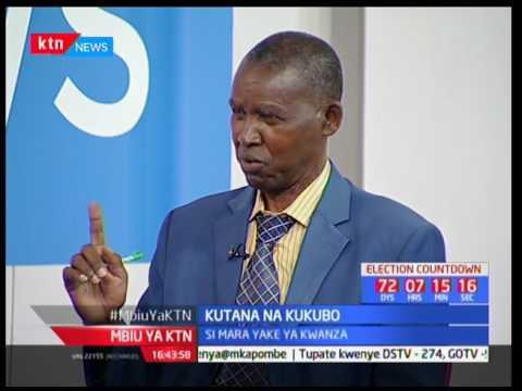 Mgombea Urais na tiketi huru-Nixon Kukubo na mgombea mwenza-Wakambo Kambo: Mbiu ya KTN