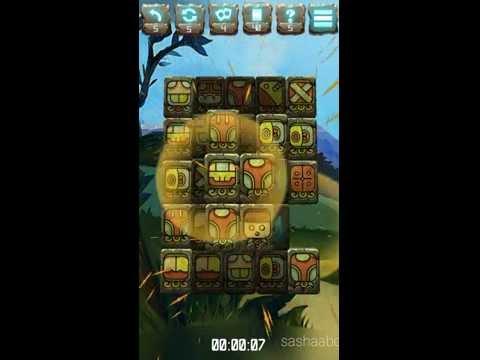 mahjong amazonka обзор игры андроид game rewiew android