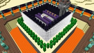 WORLD'S MOST DEFENDED HOUSE IN MINECRAFT!