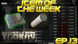 Tarkov Flea Market Item Of The Week EP. 13 - Flipping Ammo! - Escape From Tarkov