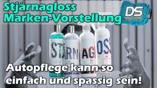Stjärnagloss - Alle Produkte im Überblick und Ersteindruck inkl. Tipps für die Fahrzeugreinigung